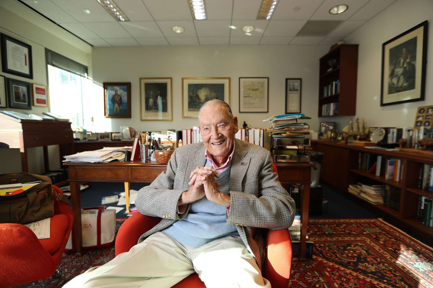 Pioneer of Index Fund John Bogle Passes Away at 89