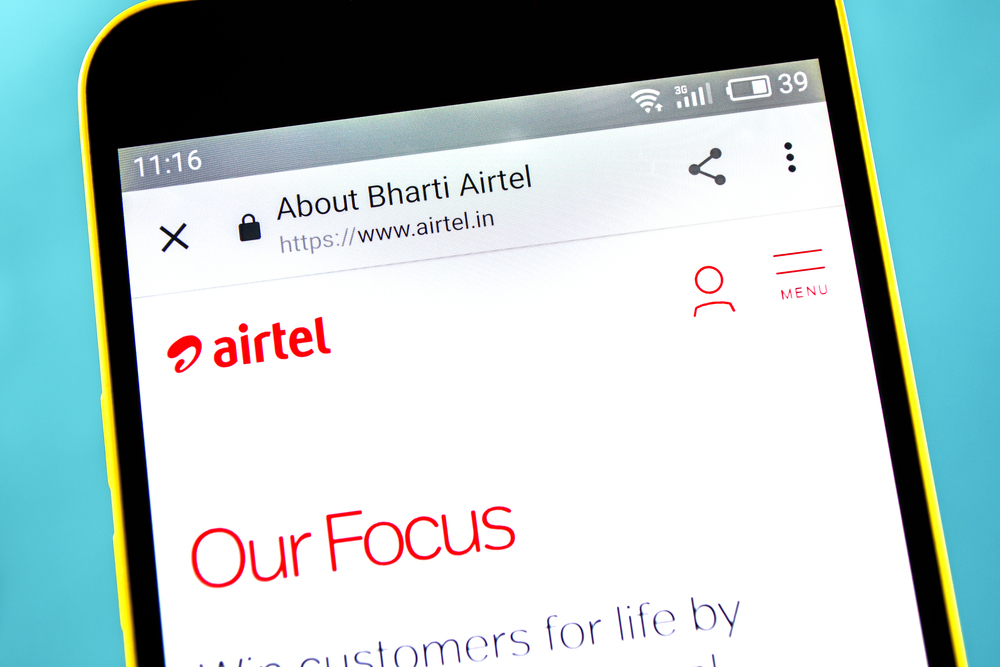 Bharti Airtel Posts Q2 Loss Of Rs 23000 Cr