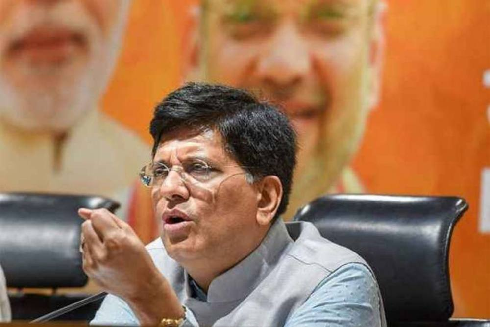 No Proposal To Hike PDS Prices Of Foodgrains Under NFSA: Goyal