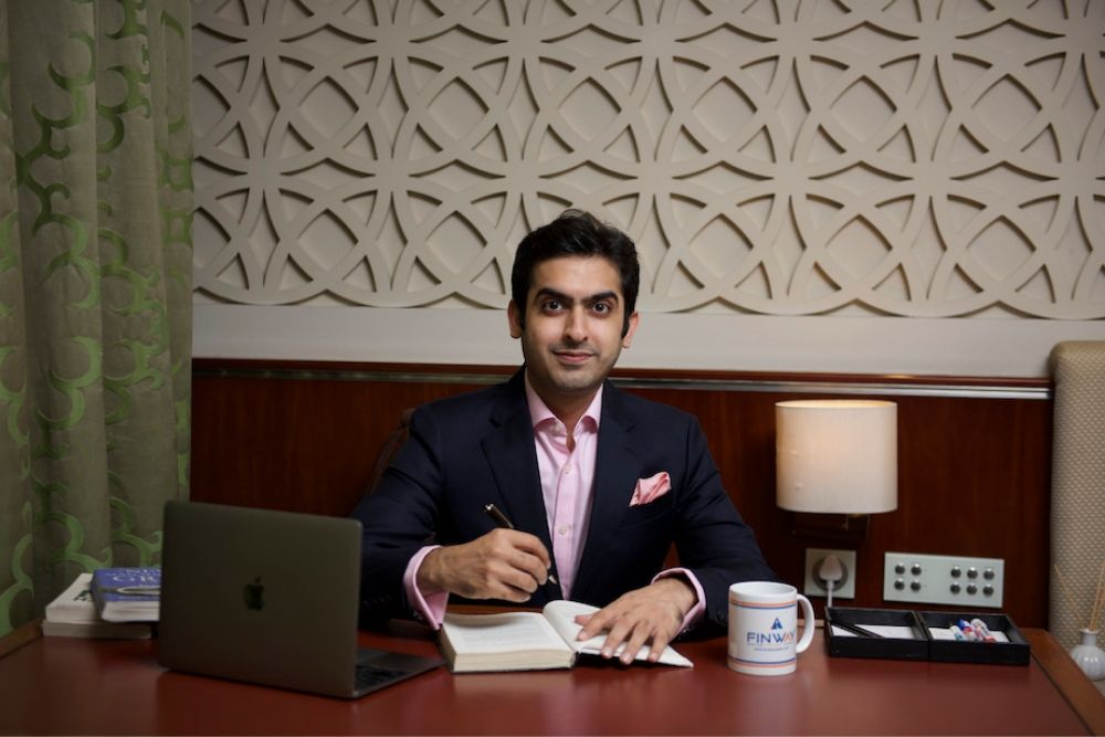 Diversify Portfolio by Having Companies of Different Sizes: Rachit Chawla, Founder, Finway