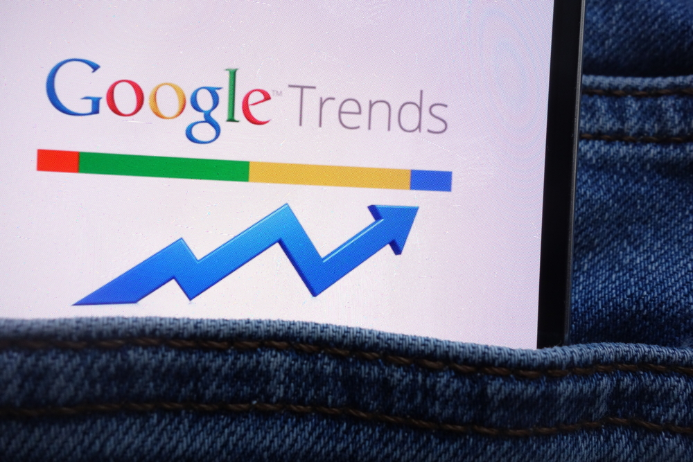 Google Search Trends To Evaluate Insurance Products