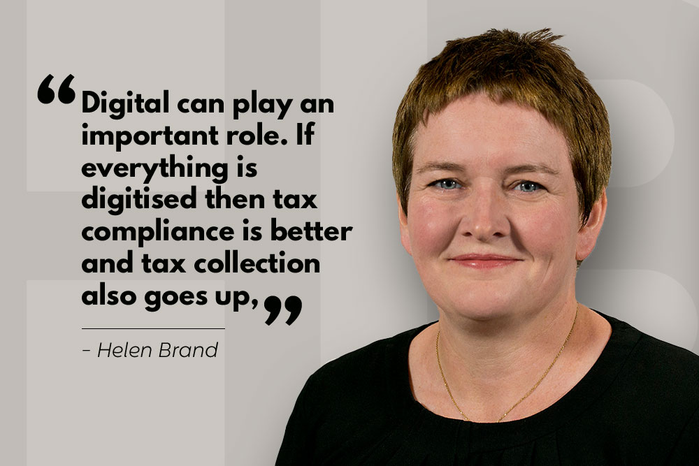 Digital Focus Will Help in Better Tax Compliance: Helen Brand, ACCA