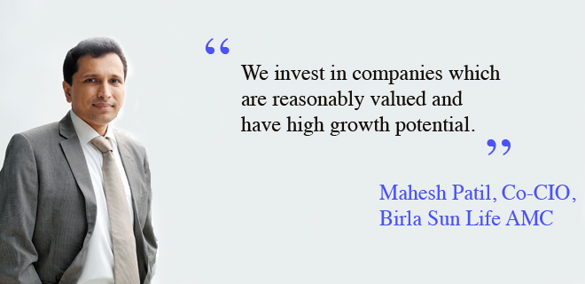 We try to remain immune from local and global issues :   Mahesh Patil, Co-CIO, Birla Sun Life AMC