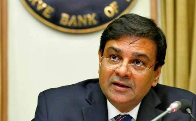 RBI Governor Urjit Patel Steps Down, Cites Personal Reasons