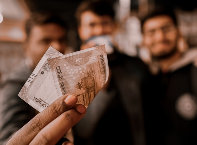 Plunge In Rupee Value May Stall India's Recovery
