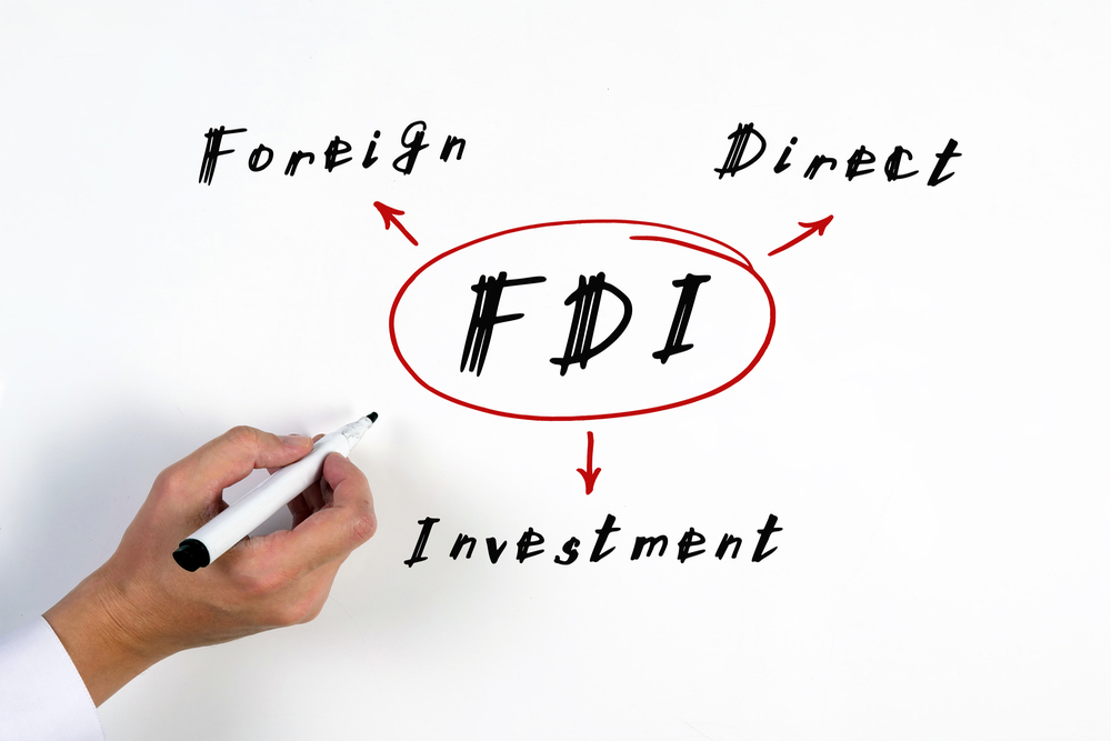 FDI Equity Inflows Up 28% To $54.18 Bn During Apr-Jan