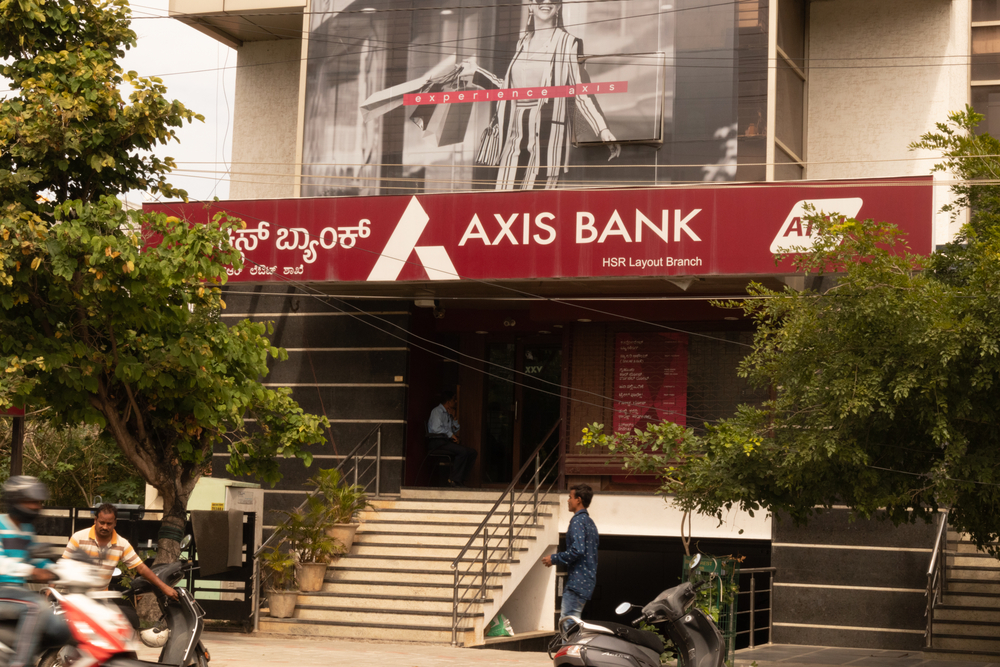 Axis Bank Raises Fund Through Allotment Of Equity Shares To QIBs