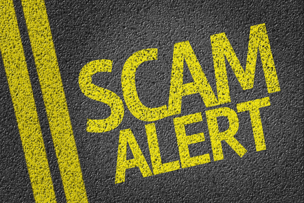 Stay Safe From COVID-19 Scams