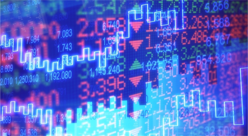 Markets End With Modest Gains Led By Financial Stocks