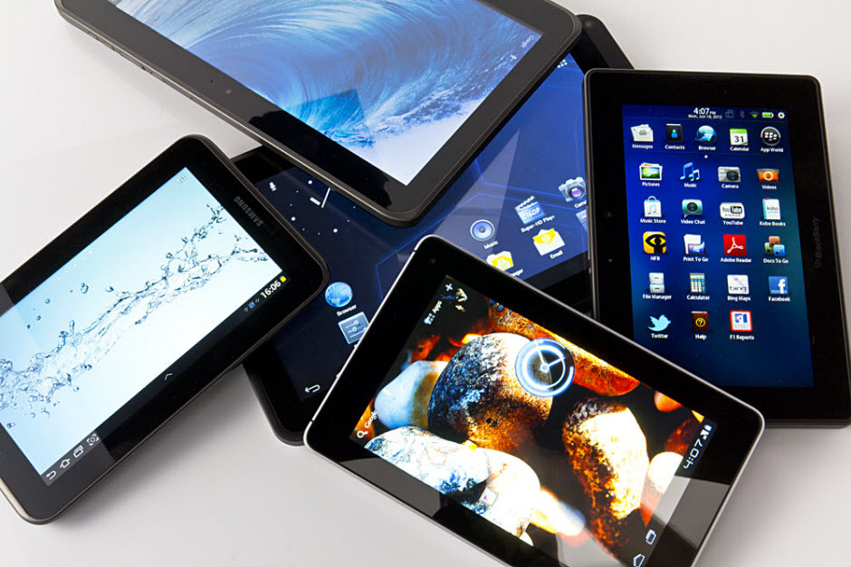 Tablets Log In 14.7% Growth, Lenovo Retains Top Slot