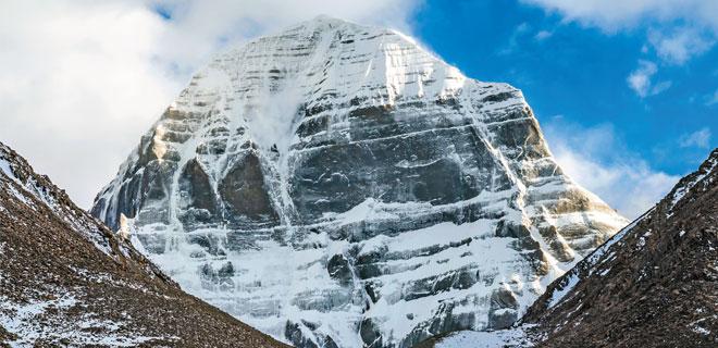 Four path of Kailash