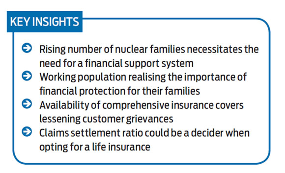 The growing trend of nuclear families makes it necessary to have a financial support system: Puneet Nanda Executive Director, ICICI Prudential Life Insurance