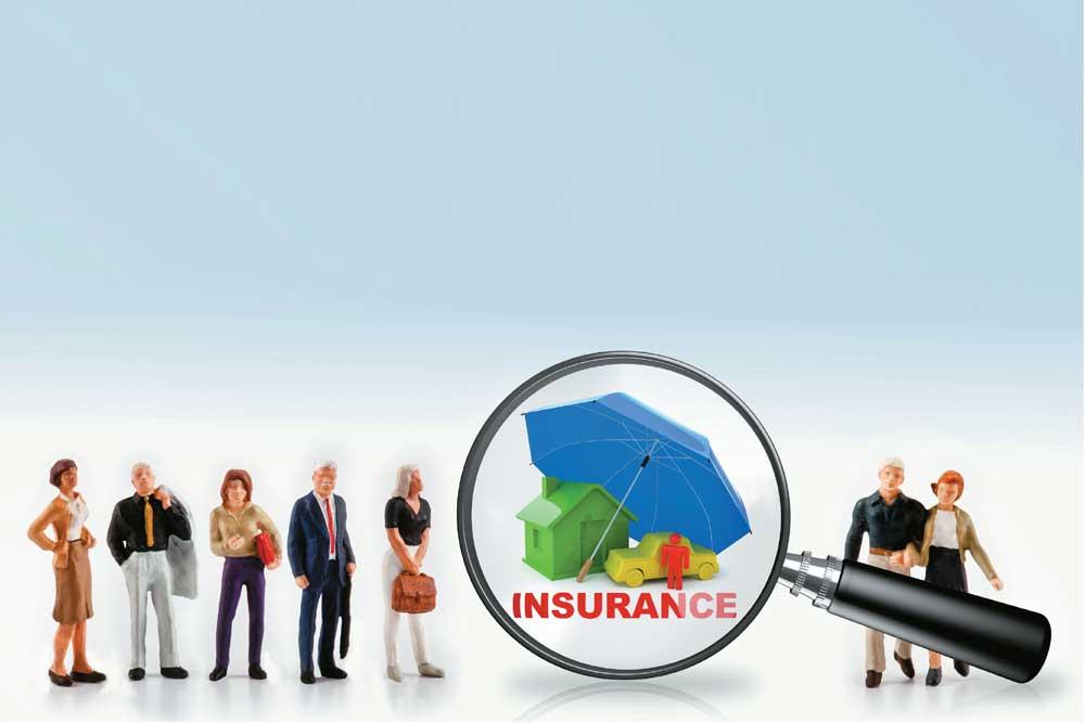 Analysing Insurance Across Domains