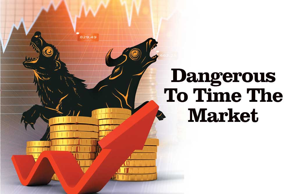 Dangerous To Time The Market