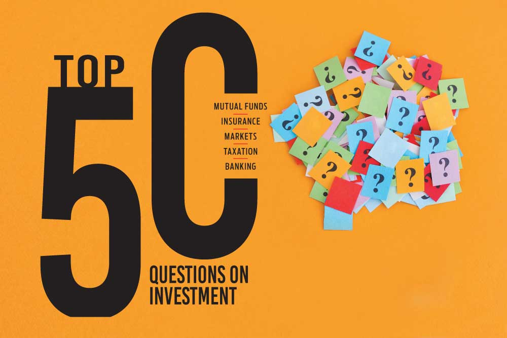 Top 50 Questions on Investment