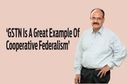 'GSTN Is A Great Example Of Cooperative Federalism'