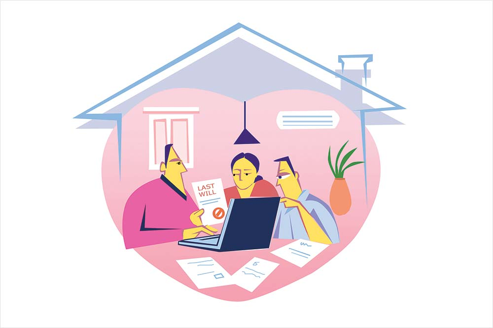 Disclose Your Finances As Duty To Your Family