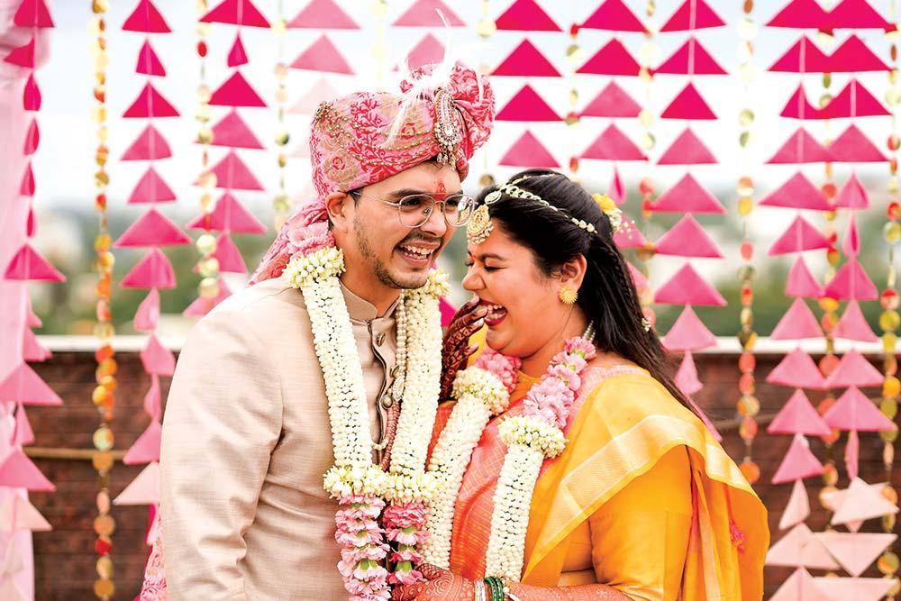 Of New Normal Weddings & Unspent Cash