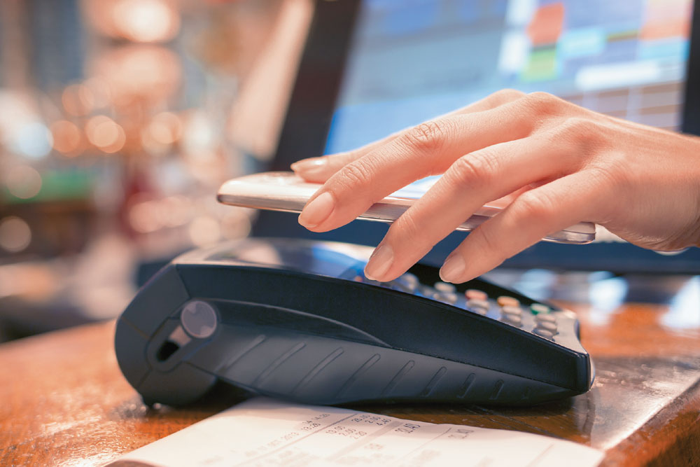 A Tech-tonic Shift In Payment Space