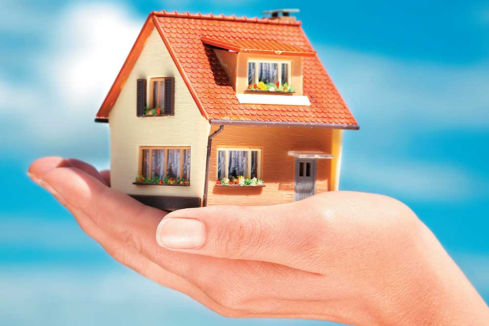 Buying Your First Home Sweet Home