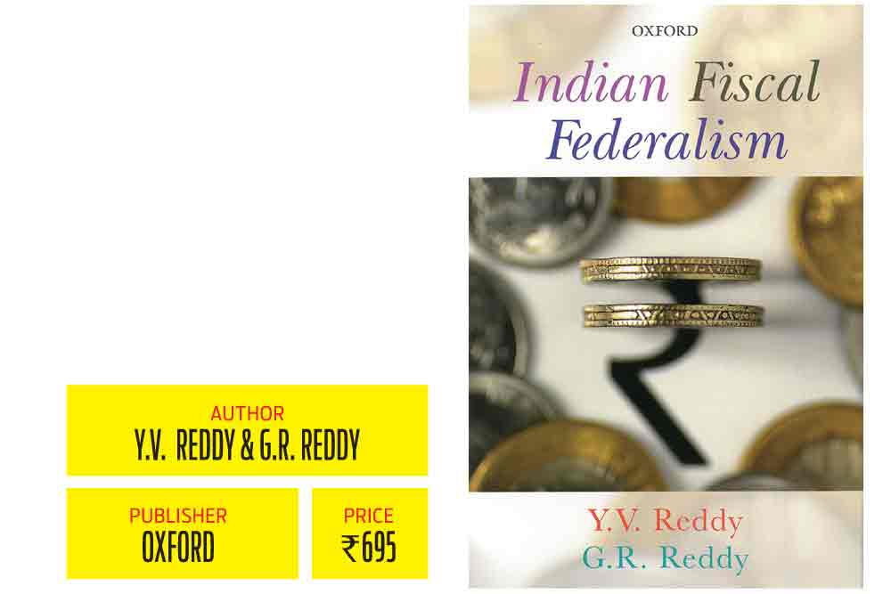 Unfolding India's Fiscal Federation
