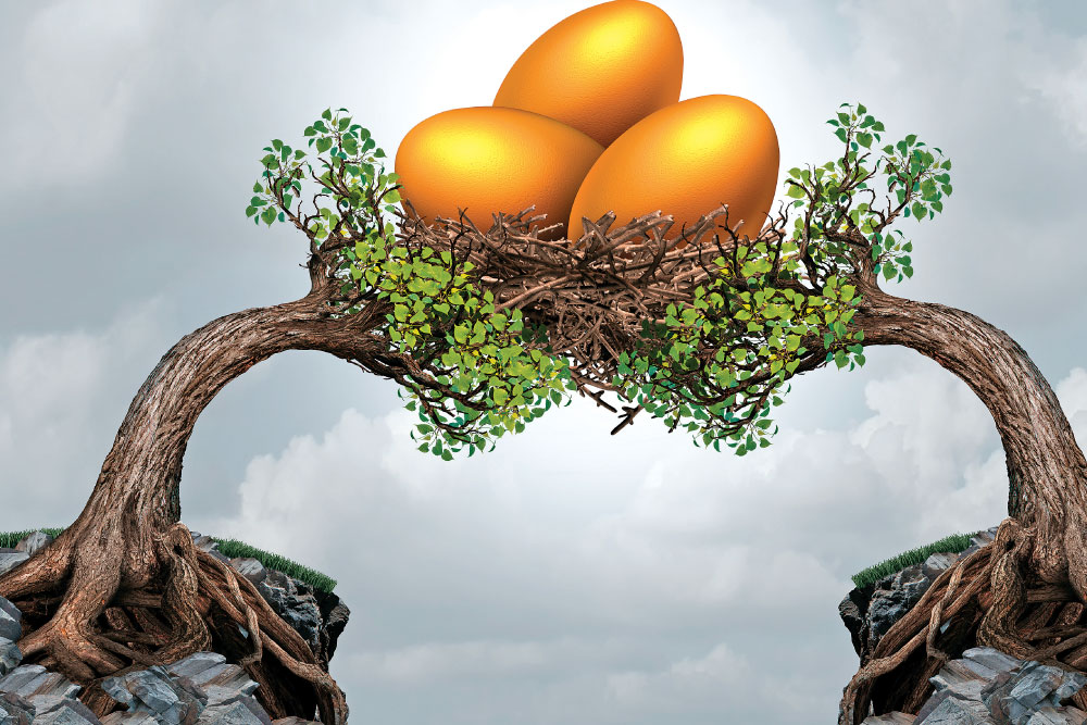 Catch 22: Depositors' Dilemma with Mutual Funds