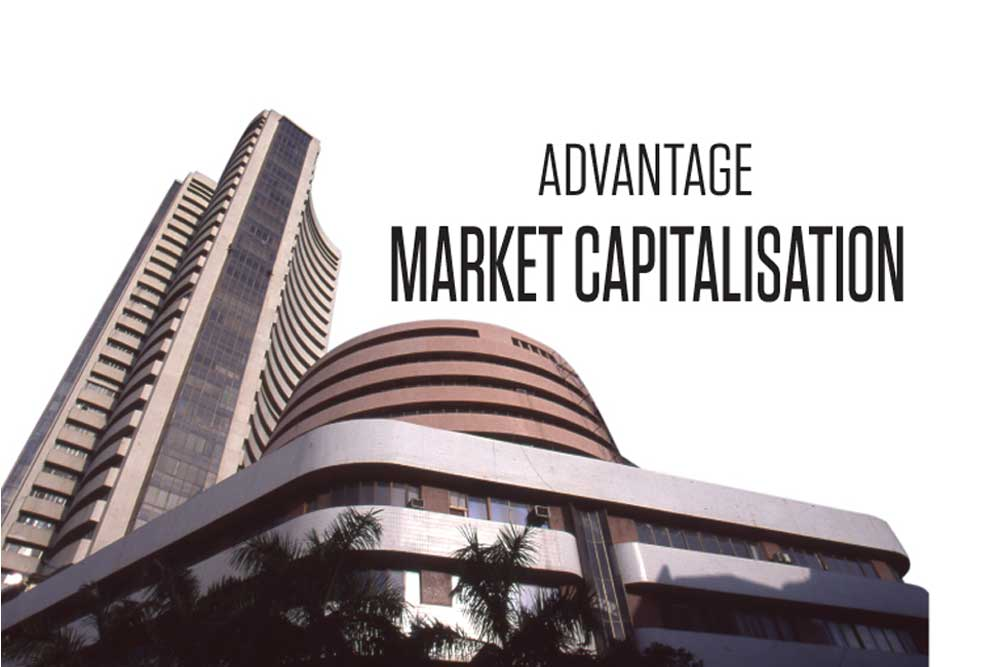 Advantage  market capitalization