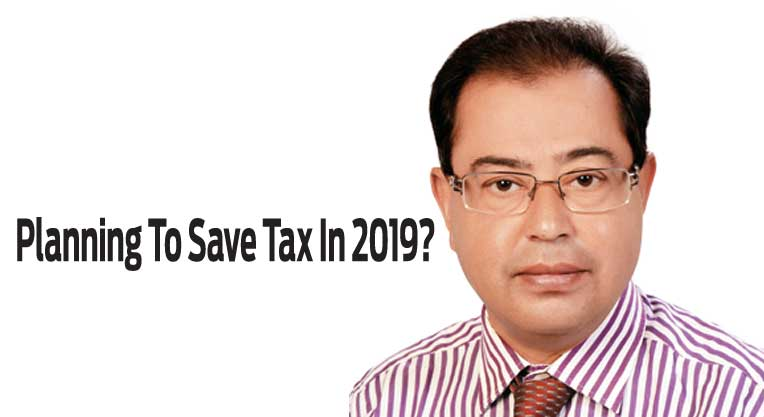 Planning To Save Tax In 2019?