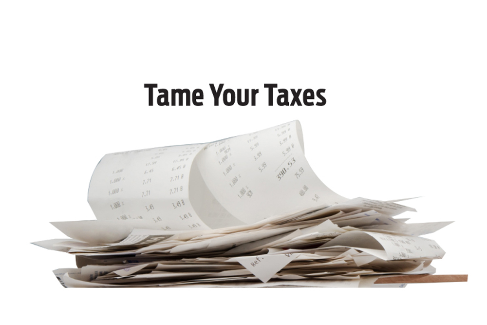 Tame Your Taxes