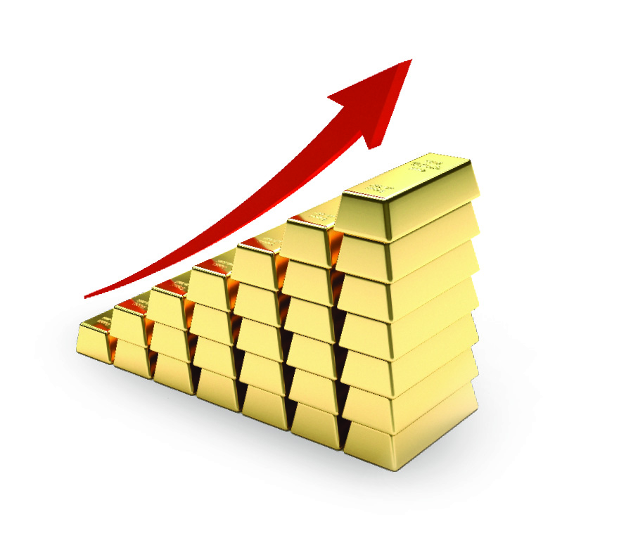 Sensex Chasing Gold To Reach 50,000 Level?