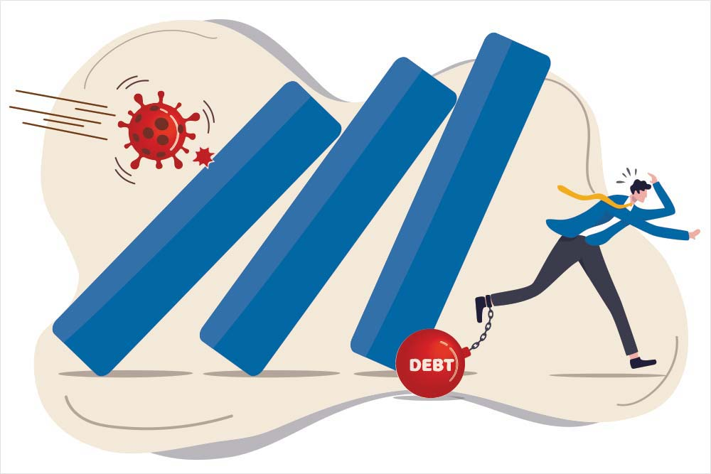 Review The Risks To Dabble In Debt