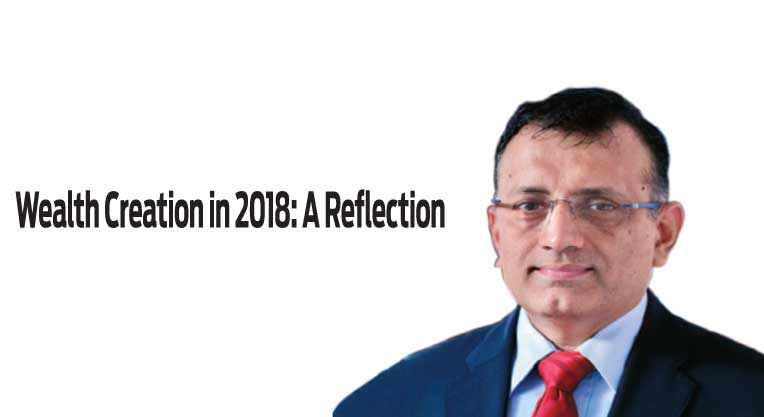 Wealth Creation in 2018: A Reflection