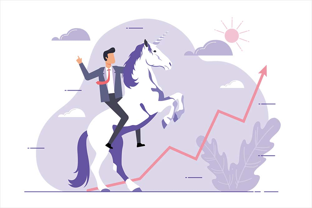 Is The Grass Greener For Unicorns?