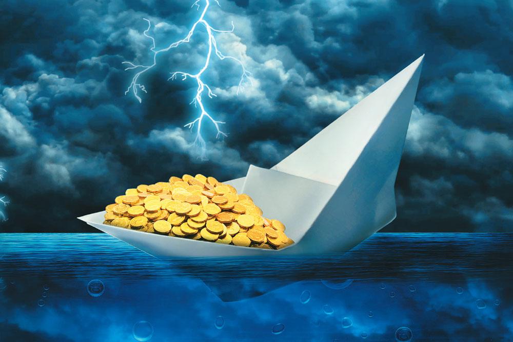 Dark Monsoon Clouds Overshadow Gold Demand