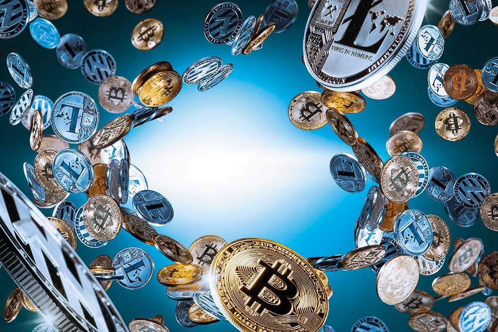 The Cryptic Crypto-World