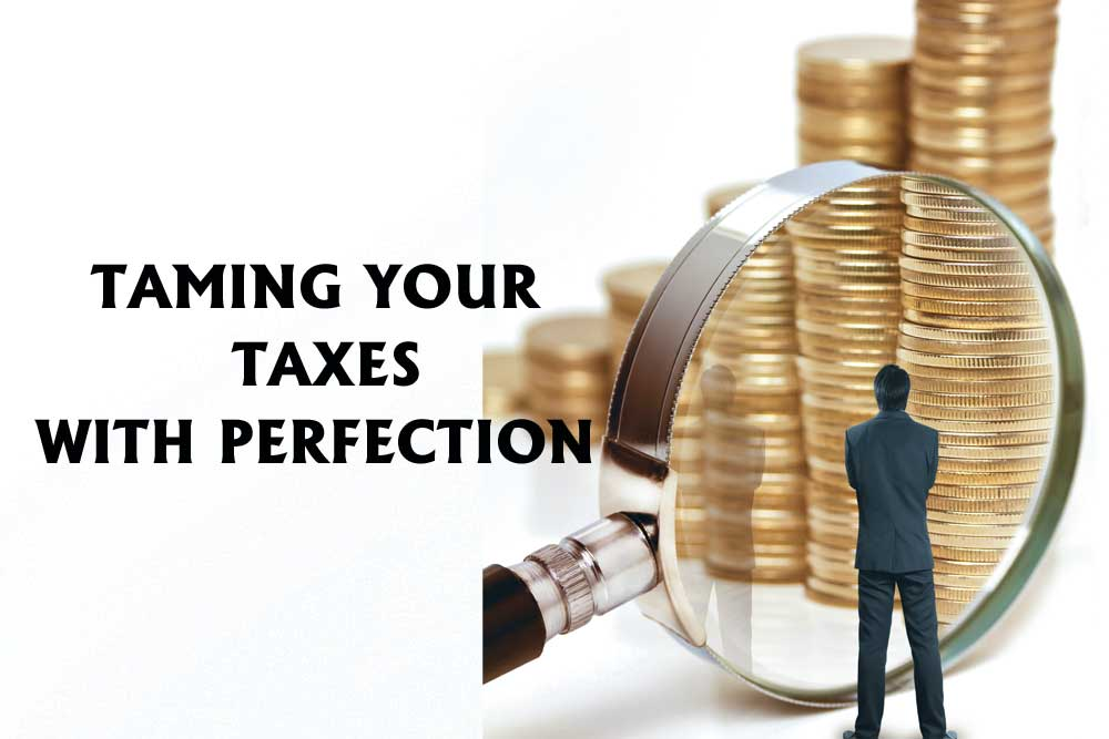 Taming Your Taxes with Perfection
