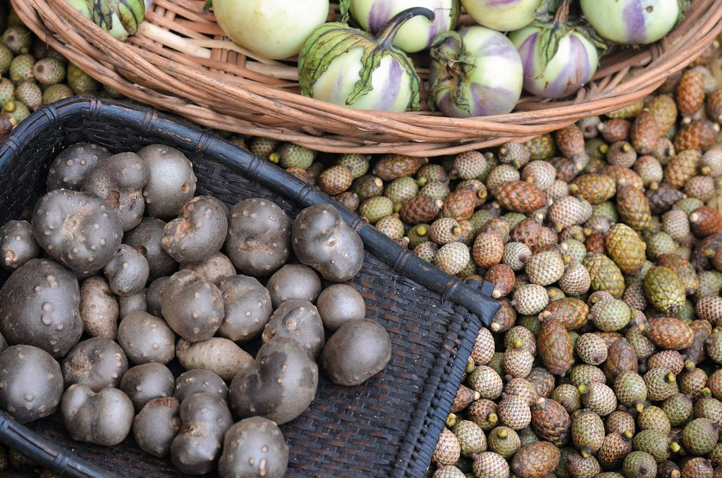 Photos: Indigenous fruits and vegetables displayed at the