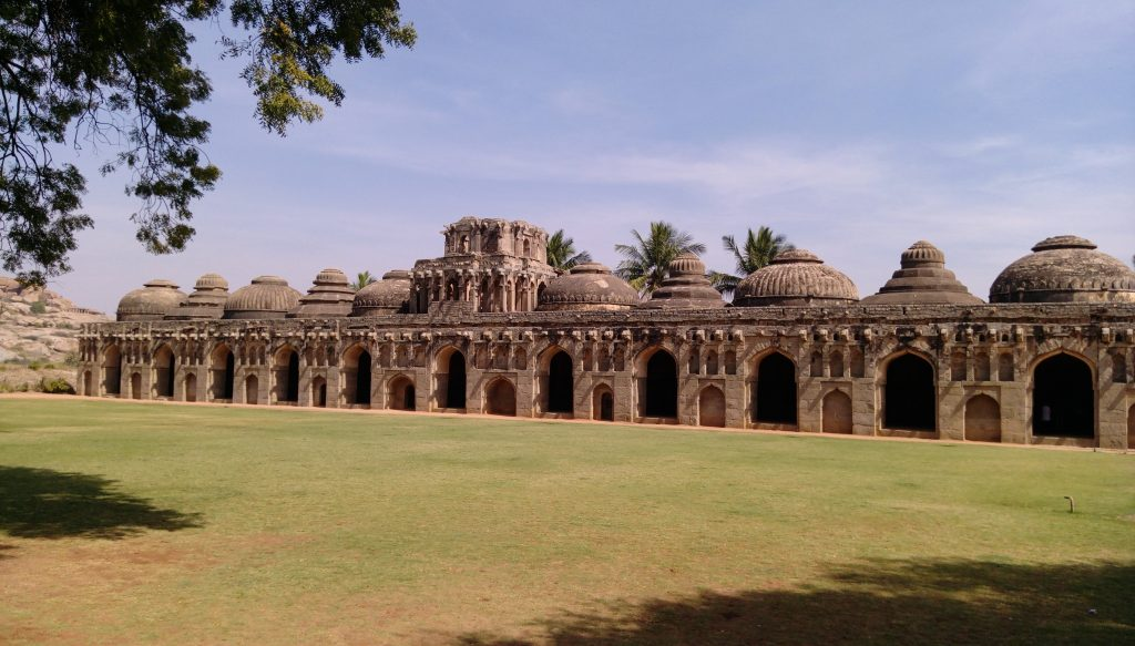 photos the elephant stables a fine example of indo islamic