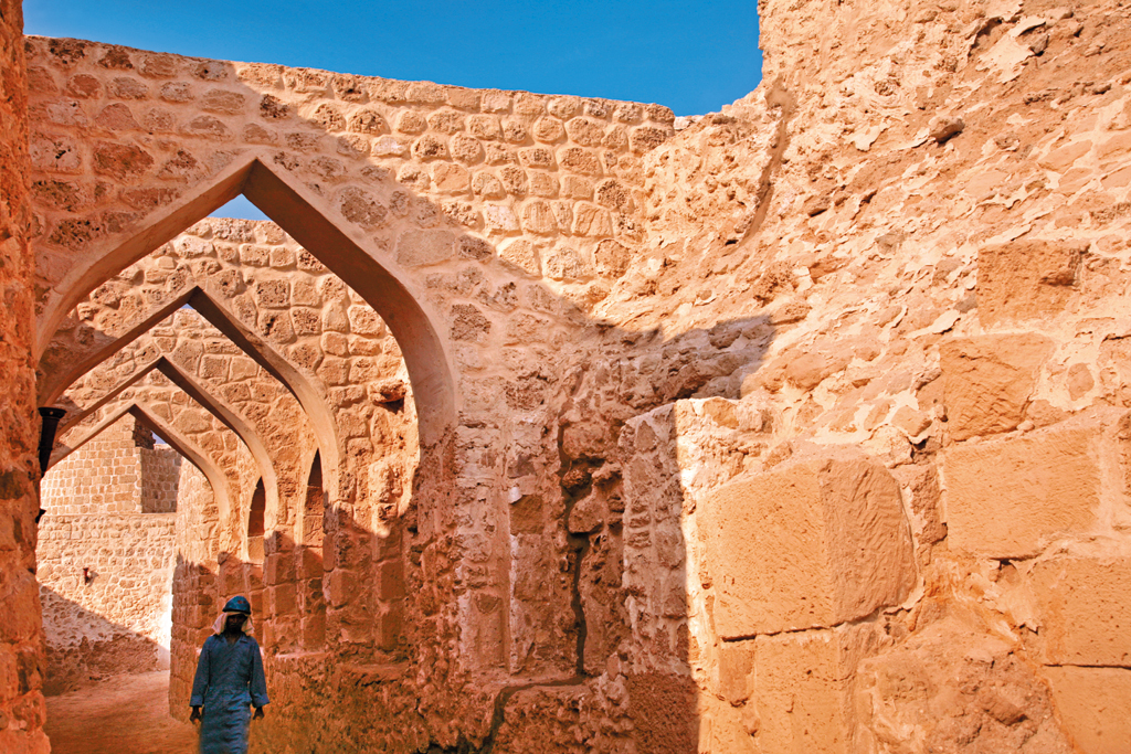 Photos: The Bahrain Fort is a Unesco World Heritage Site