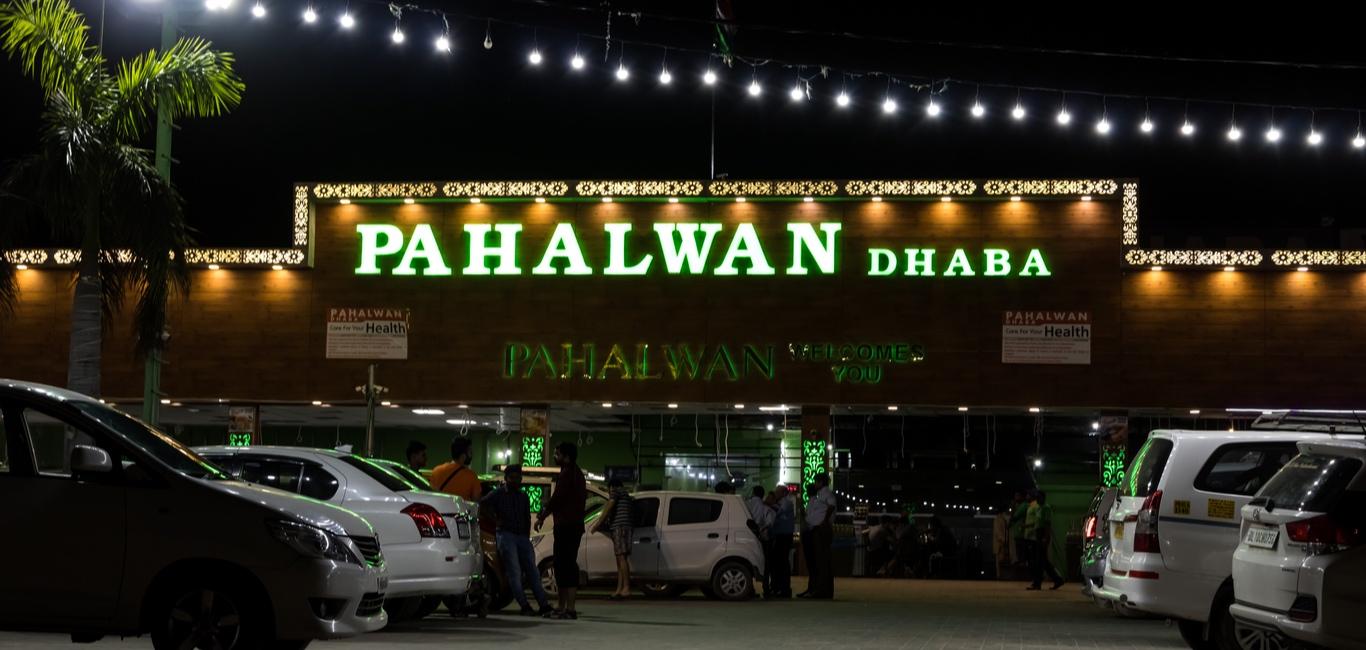 Photos: Pahalwan Dhaba at Murthal - Outlook Traveller