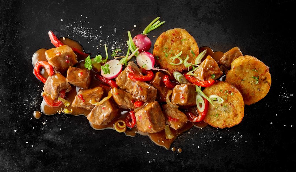 Kothen Cobbler Mit Schweinefleisch Und Kartoffel
