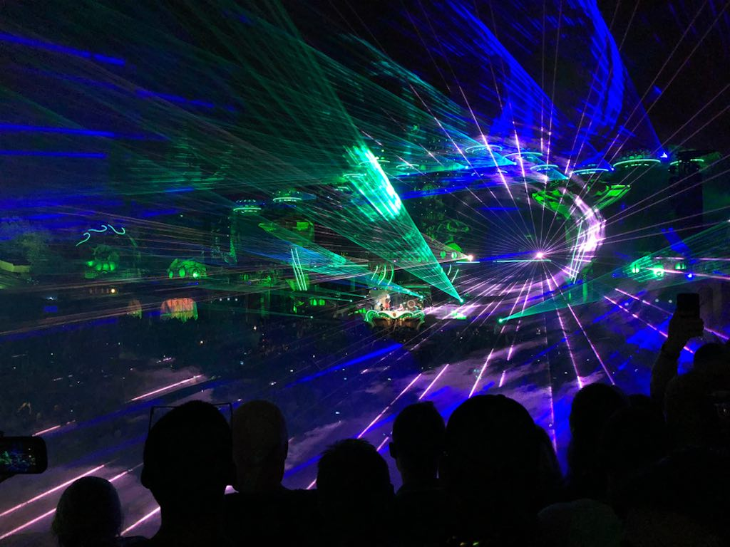 Deutsche Künstler haben eine weltweite Fangemeinde bei beliebten Festivals wie Tomorrowland