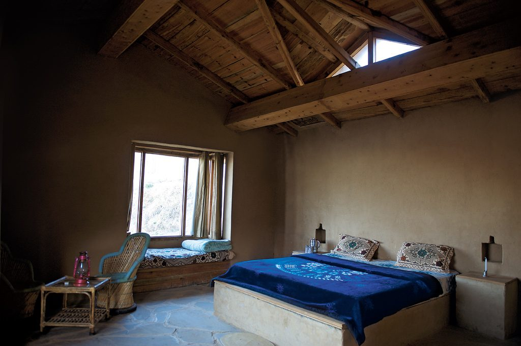 The Koti Banal cottages were a home away from home