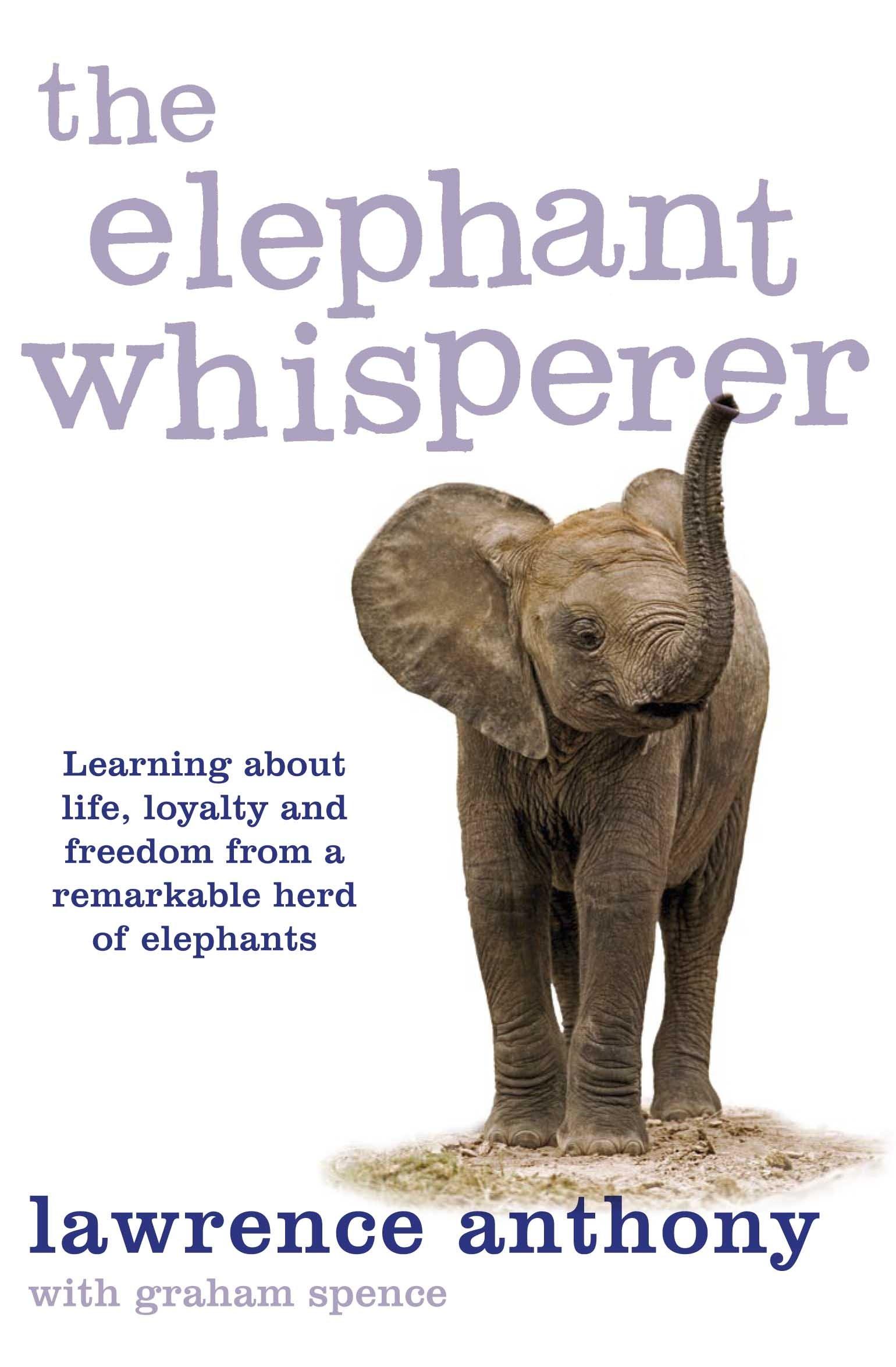 the elephant whisperer