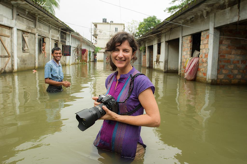 Photo journalist Ami Vitale