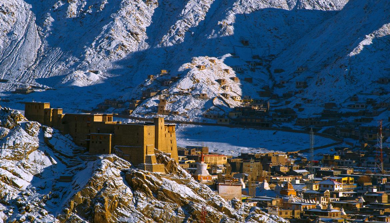 Ladakh, Jammu and Kashmir: Leh Palace