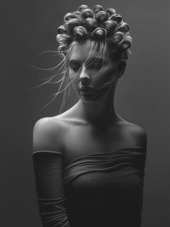 Beauty & Fashion category winner: Michal Baran