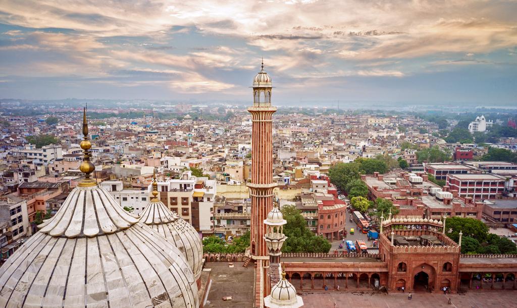The narrow winding lanes of old Delhi were brought alive in the Abhishek Bachchan starrer Delhi 6