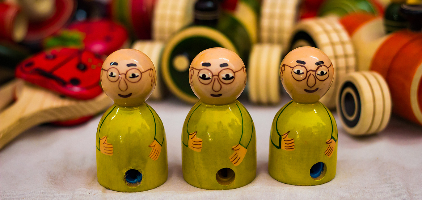 Channapatna Toys: Lesser Known Handicrafts Of India - Outlook Traveller