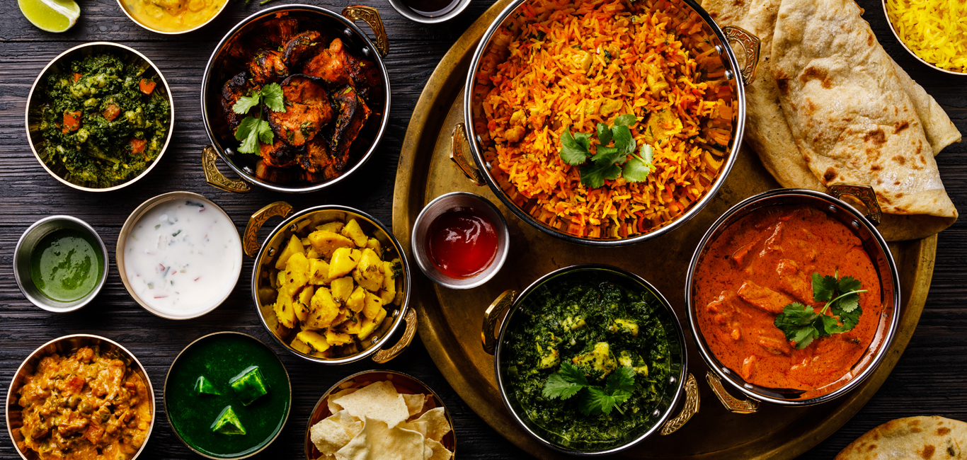 Food for Thought: Origins of Dishes You Thought Were Indian - Outlook  Traveller